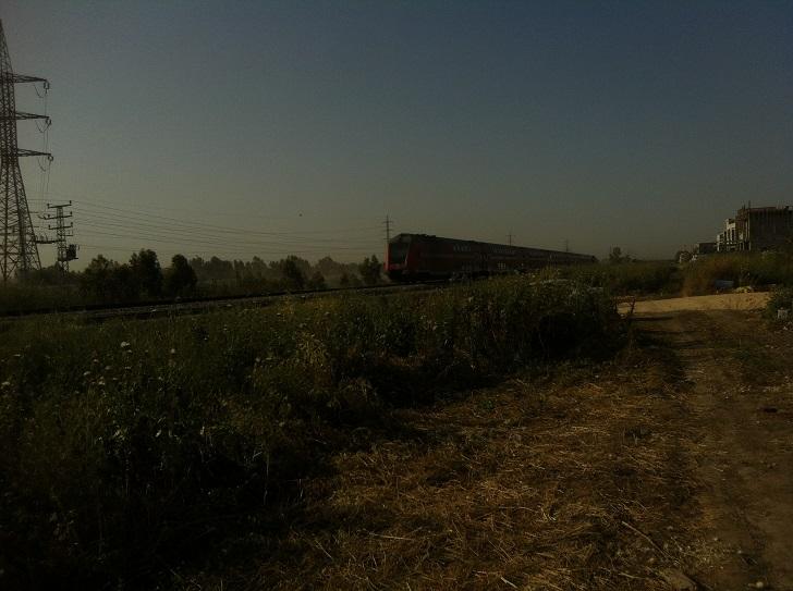 רכבת ישראל 2015 לוח זמנים חדש למען החיילים